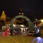Old City Riga (Vecriga) Foto