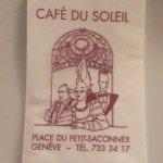 Photo de Café du Soleil