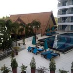 Pinnacle Grand Jomtien Resort Foto