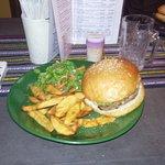 1/4 Burger