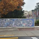 The UNOG outer wall