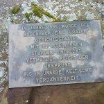 Keltisches Heidegericht Rodenbch beim Fürstengrab, Info