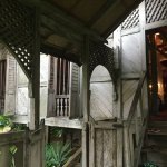 The porch at Cahaya