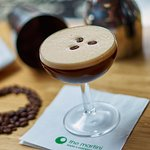 Our Espresso Martini is extremely delicious and is perfect pair for our amazing desserts