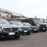 Our luxury Mercedes S class long version