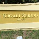 Foto de Kigali Serena Hotel