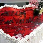 Spezielle Valentinstorte