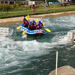 A corporate or private hire run, Great fun on and in the water!