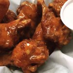 Buffalo-Lime Wings, the best in town!
