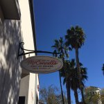 It's a small spot right in the heart of SB, a great place for tons of food and shopping