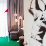 Golfzimmer