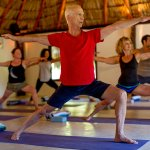 2 yoga classes offered per day