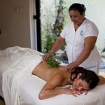 Spa appointments with our healers