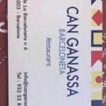 Can Ganassa Photo