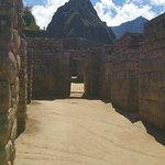 Temple of the Three Windows Foto