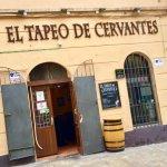 Foto de Tapeo de Cervantes