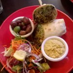 Fantastic Vegetarian options!