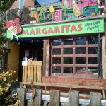 Very funky, cool and colourful authentic Mexican place on Baldwin in Toronto