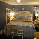 Our traditional vintage 2nd floor Carmel room with private hallway bath