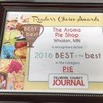 Aroma Pie Shoppe-billede