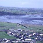 Overlooking Strangford Lough