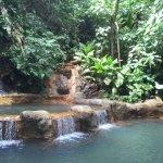 Hot springs at Club Rio