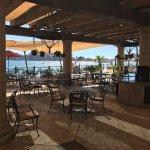 View of the Oceanside Restaurant