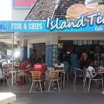 Island Time Cafe Takeaway