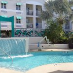 Comfortable upscale pool lounges - very comfy!