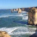 12 Apostles on Great Ocean Rd.