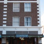 The Gardner Hotel exterior