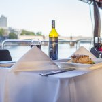 Every table gets the best views on Melbourne