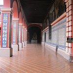 Pasillos del convento