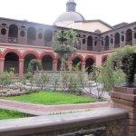 Patio central del convento