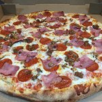 Large Meatlovers Pizza