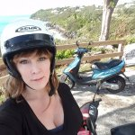 GO GOLD: Rent a scooter from resort & see the island sights