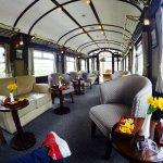 Viaje en tren de Puno a Cuzco, increíble!!! La atención es de primera, muy atentos siempre en of