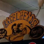 Loved bagelheads, ate breakfast many mornings there!