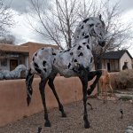 Art on Canyon Road, Santa Fe