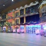 Palm Mall main entrance