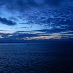 Incredible sunset views and starry skies from the top deck, over the great barrier reef