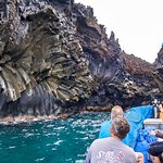 Blue Water Rafting Gets Close to South Maui Lava