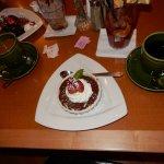 Chocolate / Hazelnut Desert