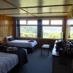 Queen bay view room