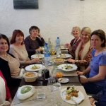 A few Ladies in Languedoc (LILs)!