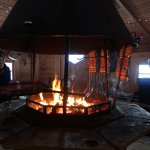 Heerlijke lunches bij het vuur