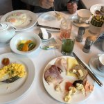 Unreal breakfast
