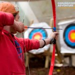Archery - Still an old favourite for School Tours!