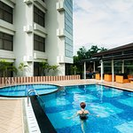 Teratai Swimming Pool
