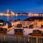 San Giorgio Terrace Suite Night